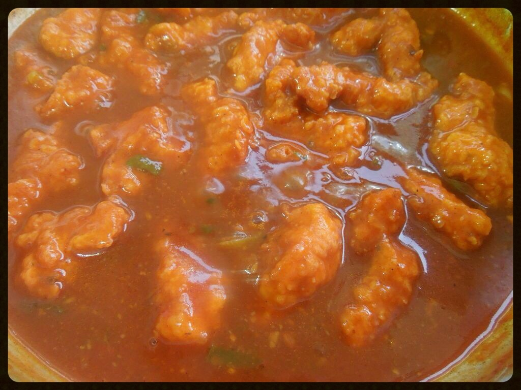 CHICKEN MANCHURIAN – IFTAR IDEA