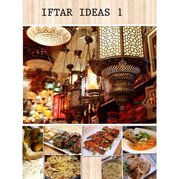 MORE IFTAAR IDEAS 1