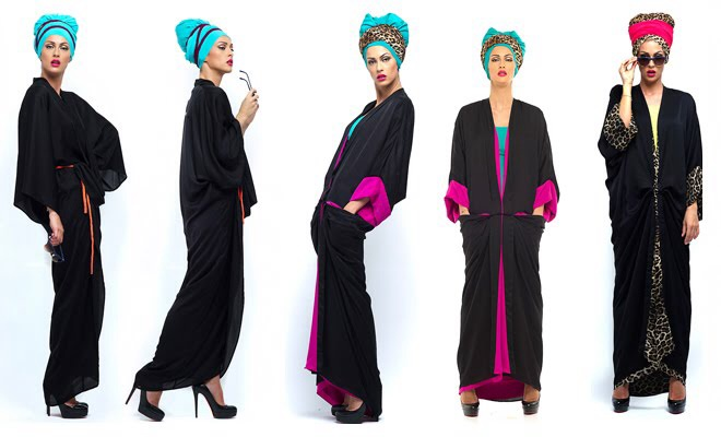 SUMMER ABAYA STYLES | SOME INSPIRATION