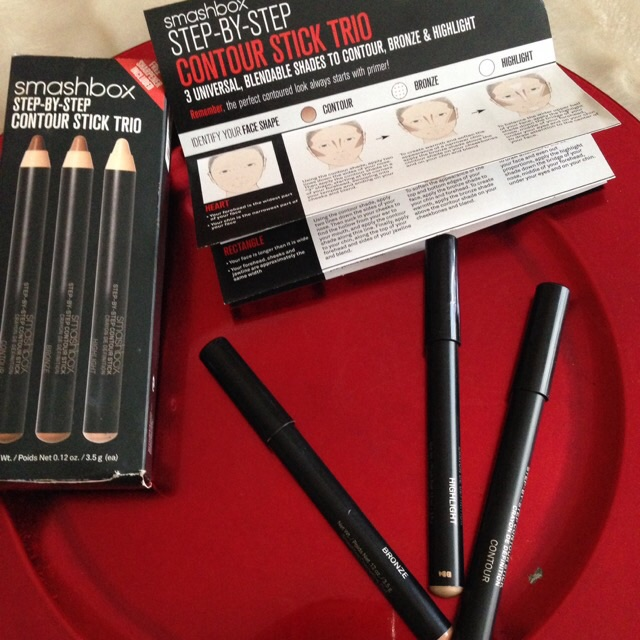 SMASHBOX CONTOUR STICK TRIO REVIEW