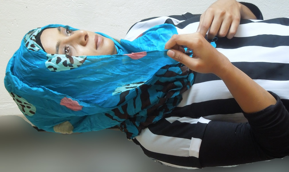 VIDEO TUTORIAL ON THE VOLUMIZED WINGED HIJAB STYLE