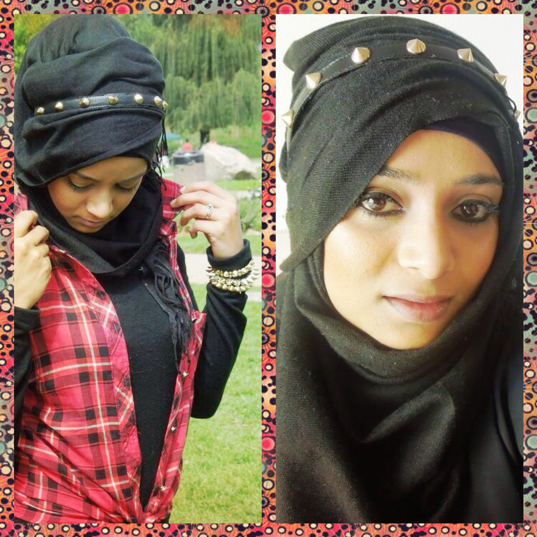 VIDEO TUTORIAL FOR WINTER SCARF STYLE – EID INSPIRATION 2