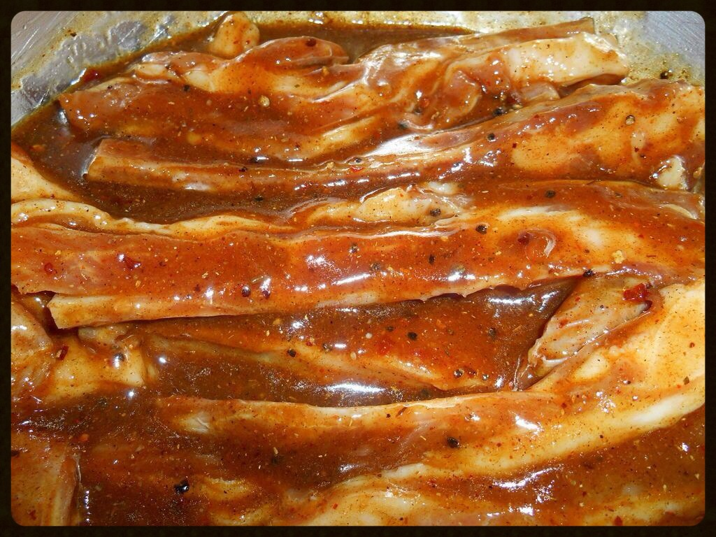 RIBS MARINATE – EID INSPIRATION
